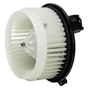 Front AC Heater Blower Motor w/Fan Cage For 2007 2008 2009 2010 Jeep Wrangler
