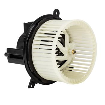 Heater A/C Front Blower Motor w/ Fan Cage NEW for 2007-2010 Saturn Outlook Front