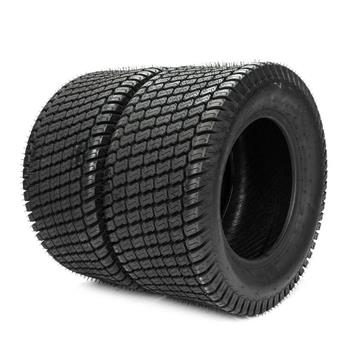 pair * Rim width: 5.0in 18X6.50-8 4PR Garden Tires Lawn Mower Turf Tires P332
