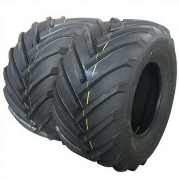 2 * 26x12.00-12 OD:26.18in(665mm) Garden Lawn Mower Tires 26x12.00-12 8PR P310