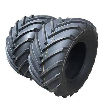 TWO * SW:10.24in(260mm) 23X10.50-12 New Garden Lawn Mowers P328 4PR Tires