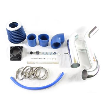 Intake Pipe with Air Filter for Mitsubishi Eclipse 1999-2005 2.4L/3.0L Blue