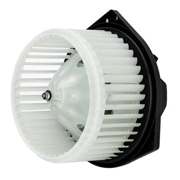 ABS Plastic Heater Blower Motor with Fan Cage For Infiniti Nissan Front
