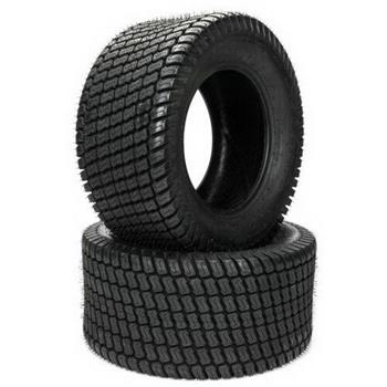 [Set of 2]20x8-10 P332 4PLY Turf Tire Tractor Mower Tire Tubeless 895Lbs