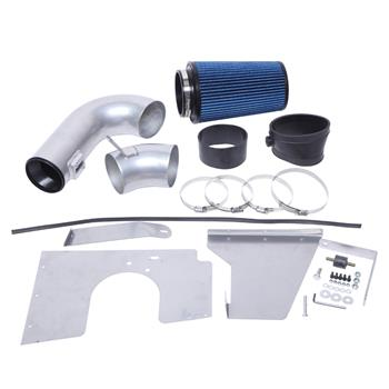 """The 4"""" Intake Kit Is Available In The Ford Mustang / GT 2005-2009 V8 4.6l Red"""