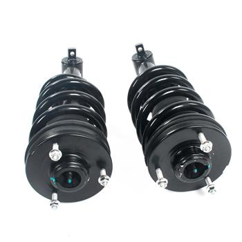 2pcs Front Shock Absorbers Assemblies for 2007 - 2011 Chevrolet Silverado/ Sierra 1500 Excludes Rwd