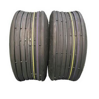 15x6.00-6 Rim width: 4.5in 2pcs Wheels P508 Tread Depth:0.16in 570Lbs