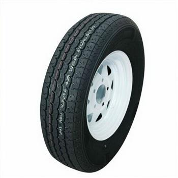 "Rim Width:5"" 1pcs Trailer Tire ST175/80R13 Load Range:C WR078 Tread Depth:6.5mm"