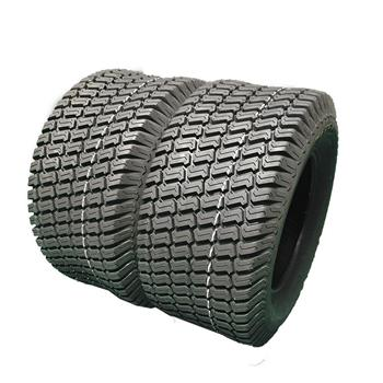 2pcs 950Lbs wheels Garden Lawn Mowers SW:8.15in P332 Tread Depth: 0.14in(3.5mm)