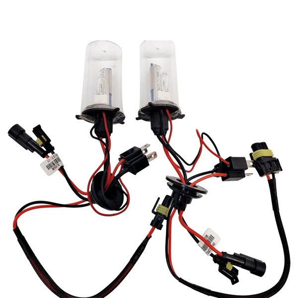 氙气灯套装35W AC W/O CANBUS H7 8000K HID Xenon Lights Conversion Kit Slim Ballast
