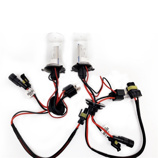 氙气灯套装55W AC CANBUS 880 881 3000K HID Xenon Lights Conversion Kit Error Free Slim Ballast