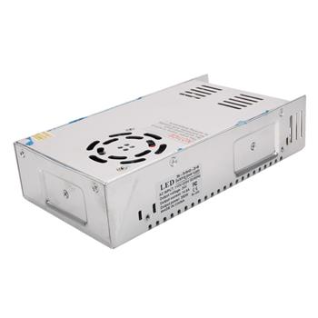 24V 14.6A 350W Switching Power Supply Silver