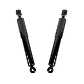 New Front Pair Shocks Struts For 2002-2005 Dodge Ram 1500 (4WD)