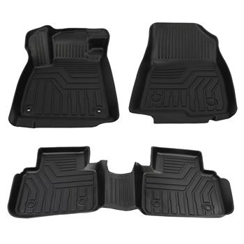 Floor Mats Liners for 2018-2020 Honda Accord Sedan Front Rear All Weather