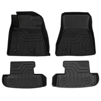 10-14 Ford Mustang R1&2 Seat Floor Mats 98371