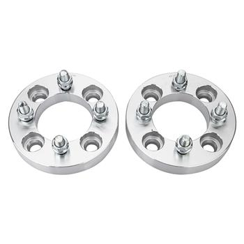 5X4.5 TO 5X4.75 Wheel Spacers Adapters 1inch (25mm) 5X114.3 TO 5X120   20 Lugs