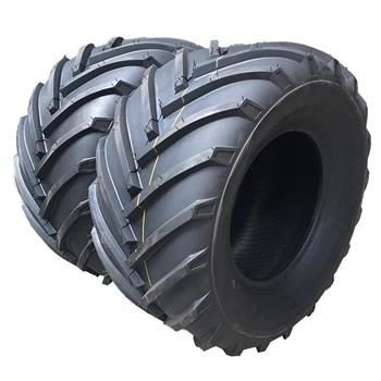 One- 18x9.50-8 2PR Field Master Tire Lawn Mower Tubeless PSI:12