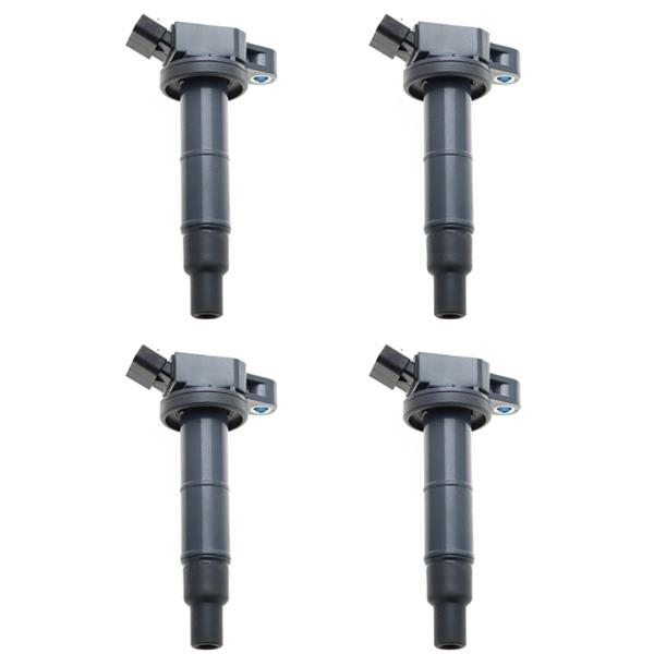 PACK OF 4 IGNITION COIL T1111 UF333 9091902244 FOR  Toyota Camry Lexus Scion 1.8L 2.4L
