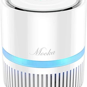 Mooka EPI810 3-in-1 True HEPA Air Purifier for Home (The product has a risk of infringement on the Amazon platform)