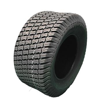 Garden Lawn Mowers Turf Mower Tractor Tire 24x9.50-12 4PLY OD:23.82in[Set of 1]