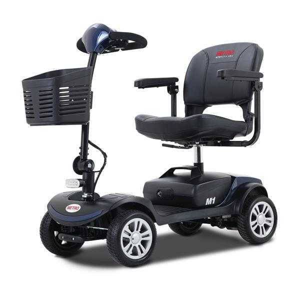 Compact Outdoor Mobility Scooter for Adult