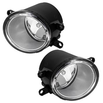 For 2012-2015 Toyota Tacoma Clear Bumper Driving Fog Lights Switch Left Right