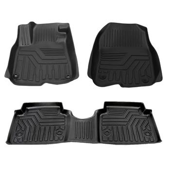 2014-2019 Toyota Corolla Front & Rear Floor Mats Set