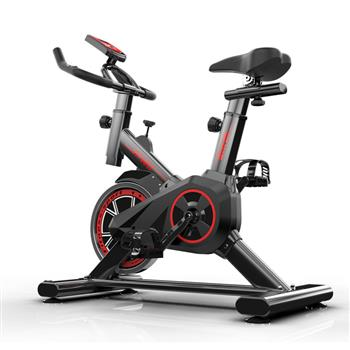 Indoor/home use silent station spinning bike max load 330 lbs