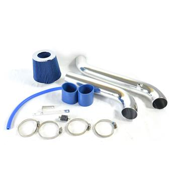 Intake Pipe with Air Filter for 1994-2002 Honda Accord DX/LX/EX/SE 4-Cylinder Engine Models Only Blu