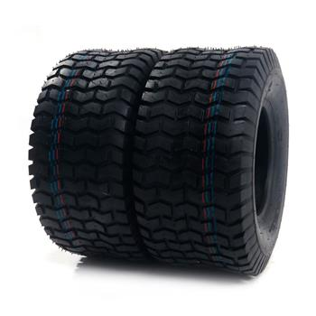 2* SW:161mm PSI: 14 Turf Tires Lawn & Garden Mower 16x6.50-8 Speed Rating F