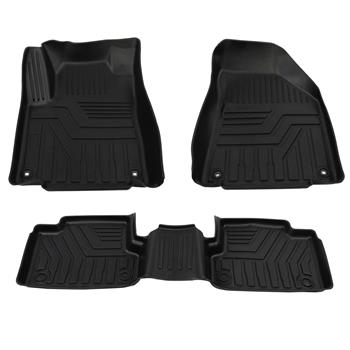 Floor Mats fit 2011-2015 Jeep Grand Cherokee & Dodge Durango