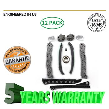 Timing Chain Kit 97-00 Ford Expedition F150 E150 5.4L V8 330 2-VALVE Fit
