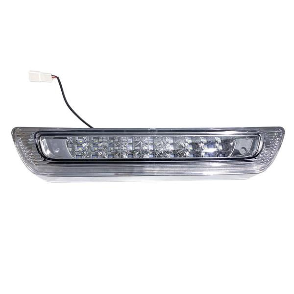 LED High Mount Third 3rd Brake Light and Cargo Light    for Toyota Tundra 2007-2018 (Clear Lens)