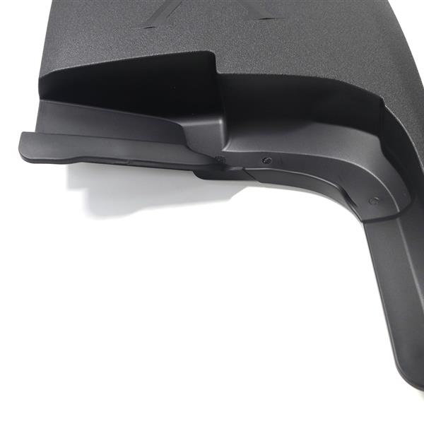 MUD FLAPS For 2017-2019 F250 W/O Fender Flares One Set of  Four Pieces High Quality Designed and Manufactured in the USA One Year Unlimited-Mileage Quality Guarantee