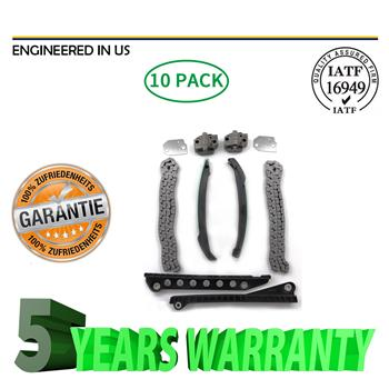 Timing Chain Kit w/o Gears Fit 97-00 Ford 5.4L 2-Valve Ford 6.8L 20V VIN S Triton
