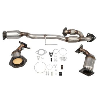 For 2009 To 2014 Nissan Murano 3.5L V6 Catalytic Converter Set With Flex Y Pipe