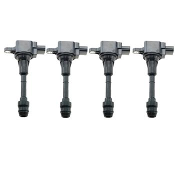 PACK OF 4 IGNITION COIL T0174B UF350 22448-8H315 FOR Nissan Altima 2002-08 Sentra 2.5L L4 Nissan Armada Titan