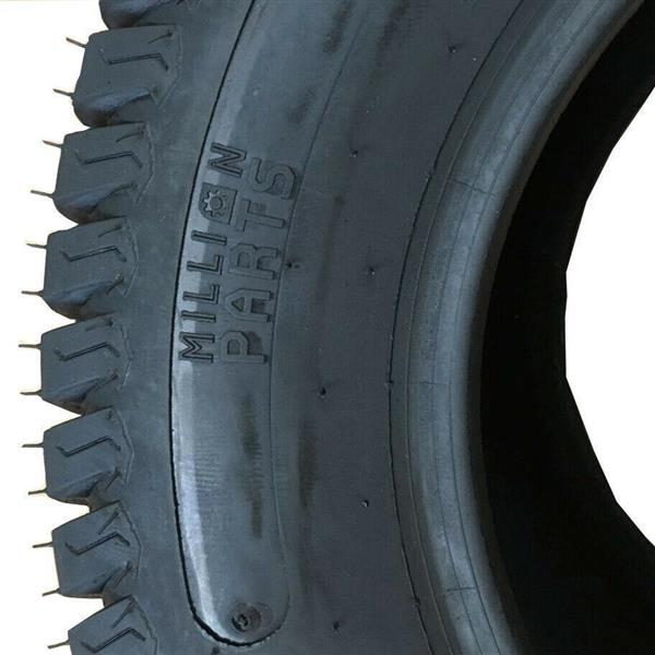 PLY:2 Garden Lawn Mower 18X8.50-8 one tire  P512 Wheels Max load:515Lbs