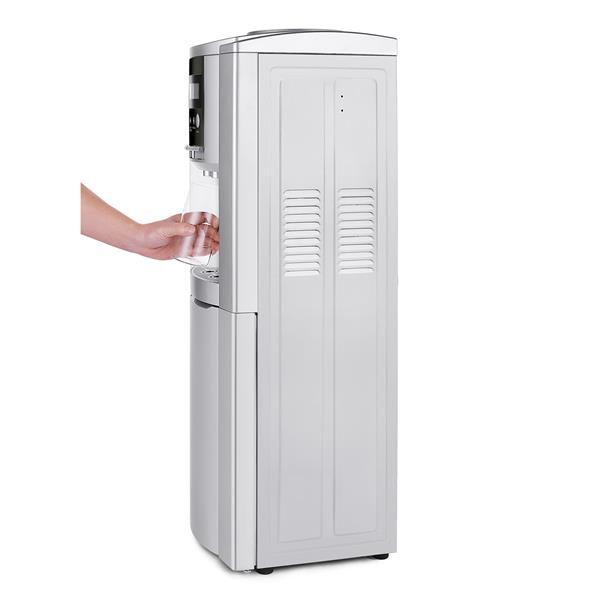 Electric Hot Cold Water Cooler Dispenser Loading 5 Gallon