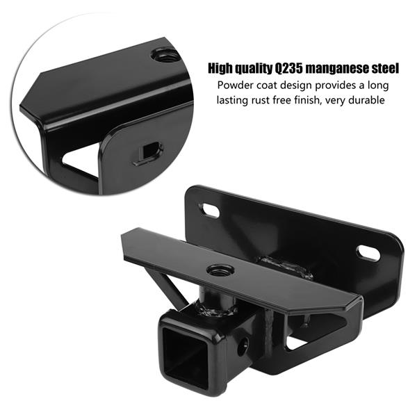 Rear Receiver Hitch Tow Towing Trailer Hitch Kit for Dodge RAM1500 03-18 RAM2500/3500 03-13