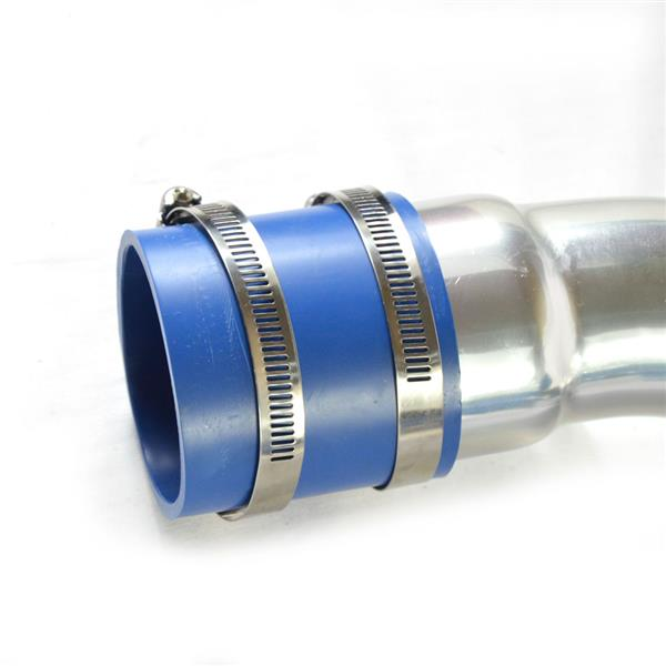 Intake Pipe with Air Filter for Mazda3 2004-2009 2.0L/2.3L Blue