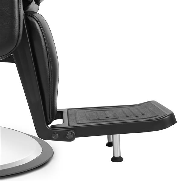 Hydraulic Salon Barber Chair Recliner All Purpose Styling Adjustment