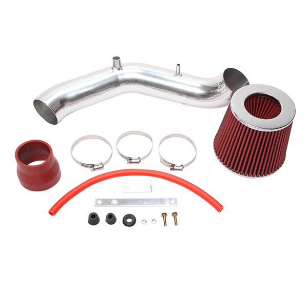 "3"" Air Intake Kit for Acura Rsx Base 2002-2006 2.0L L4 Red"