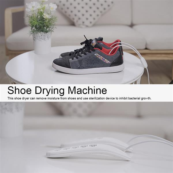 Portable USB Shoe Dryer Intelligent Timing Deodorization Shoe Boot Drying Machine USB 5V