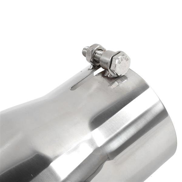 Polished Stainless Steel Exhaust Tip