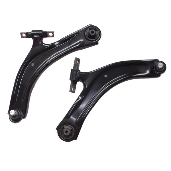 Pair Front Lower Control Arms For 2008-2013 Nissan Rogue 2014 Rogue Select
