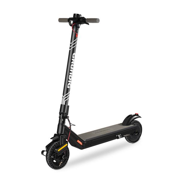 """GRUNDIG Electric Scooter 856P, Foldable E-Scooter for Adults and Teens with 8.5"""" Tires 380W Motor 7.8Ah Battery and LCD Display Screen, Max Speed 25 km/h and Range 30 km"""