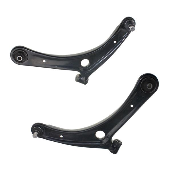2pcs Complete Control Arm Front Suspension Kit for 07-12 DODGE  07-13 JEEP
