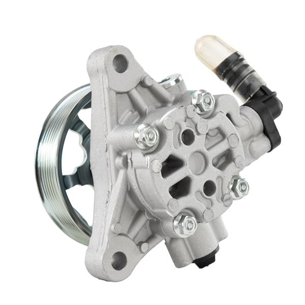 New Power Steering Pump W/ Pulley For Honda Accord 2008-2012 2.4L DOHC 21-5495