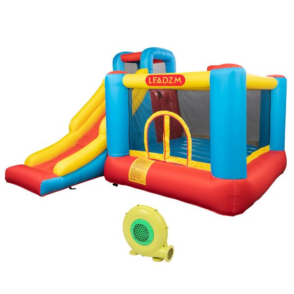LEADZM BH-002 Inflatable Castle 420D Oxford Cloth Scraping Material